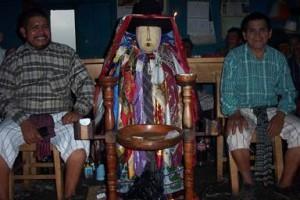 Maximon Ri Laj Mam Maya Saint