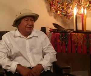 Elder Mariano Xutumul