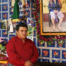 Maya Elder Juan Manuel Mendoza