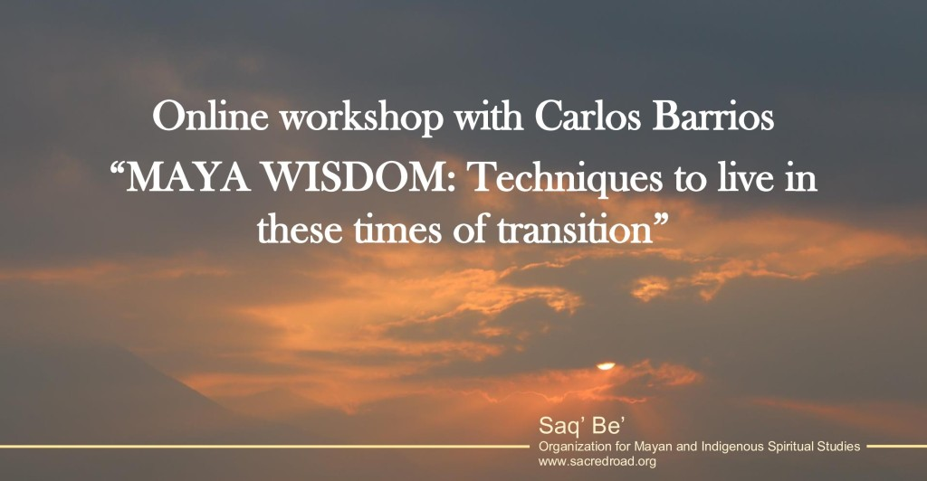 Maya Wisdom Transition Workshop